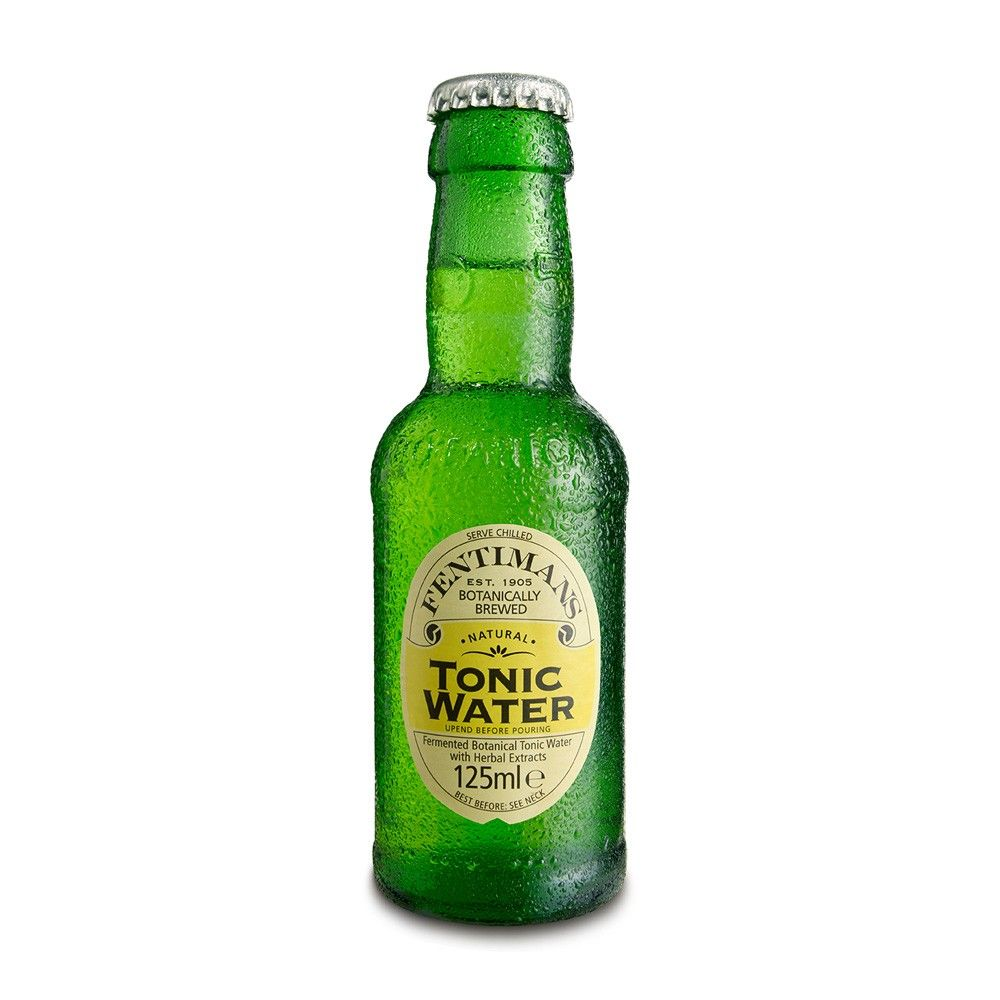 Тоник FENTIMANS (Фентиманс) Tonic Water 0,125л стекло (24 шт/уп)
